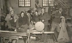 Dachdeckerei Steffner Werkstätte alt
